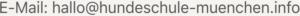E-Mail-Adresse für das Impressum